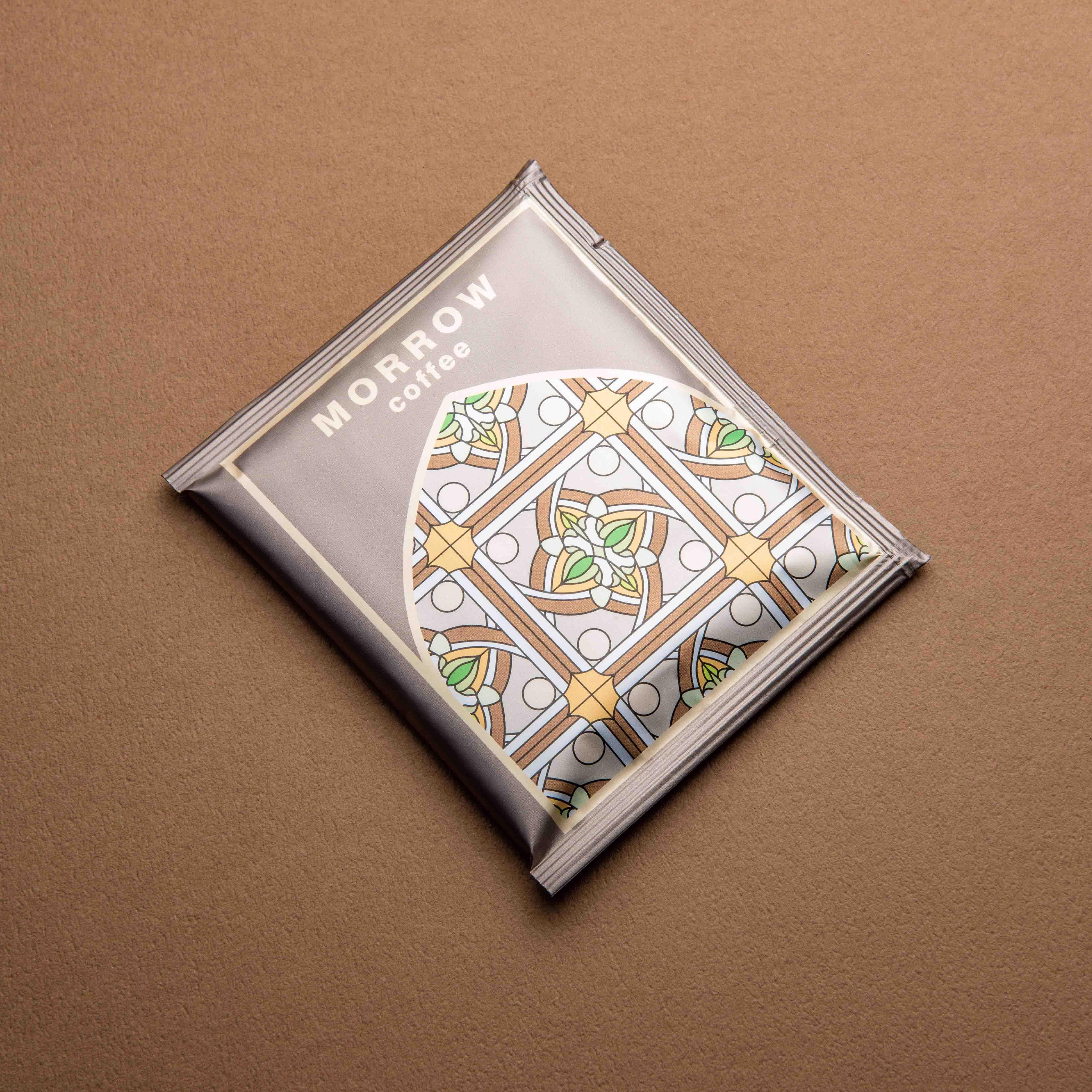 MORROW 黃金曼特寧 單品濾掛式咖啡盒裝 10入