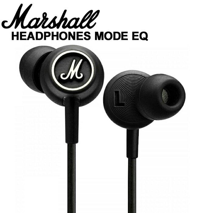 【非凡樂器】Marshall MODE EQ 耳道式耳機/耳塞式【可線控/通話麥克風/各大廠牌手機】