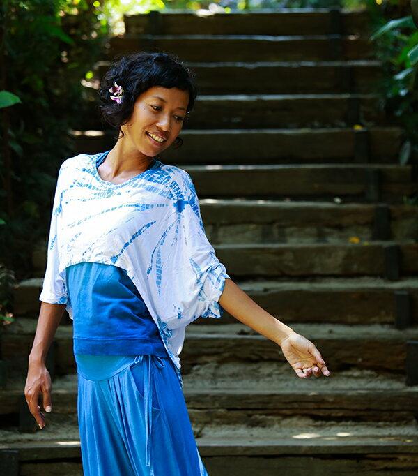 【Bali】波西米亞短罩衫 6