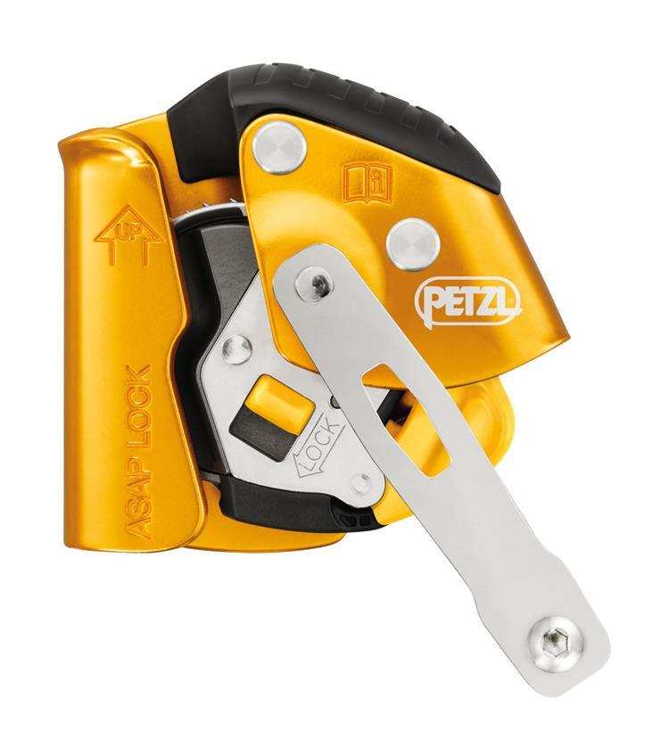 Petzl ASAP Lock 繩索移動止墜器/可攜式防墜器/制動器 B071BA00