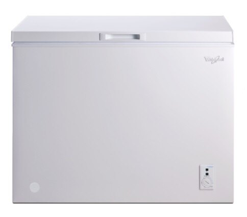 Whirlpool 惠而浦 255公升 臥式上掀冷凍櫃 WCF255W1 - 限時優惠好康折扣