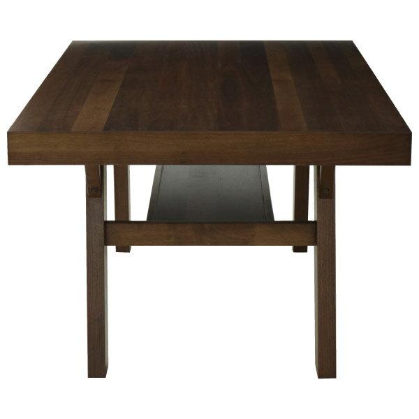 【馬小姐專用】◎(OUTLET)實木餐桌 FRANS 180 DBR 橡膠木 福利品 NITORI宜得利家居 2