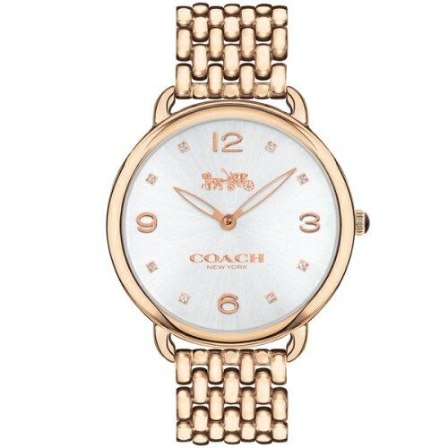 COACH 馬車系列復古造型腕錶/14502787