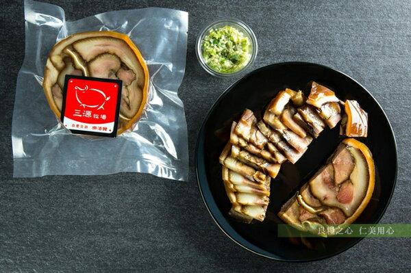 仁美良食:三源樂活豬香豬捲(200g包)