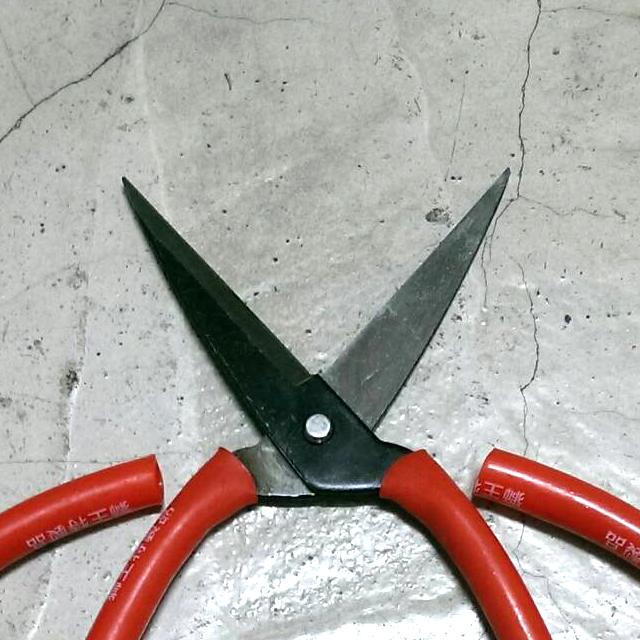 獅王剪刀 8吋中碳鋼製包用剪刀 ( 20cm ) - 萬用剪刀 / 多用途剪刀 / 超大型剪刀