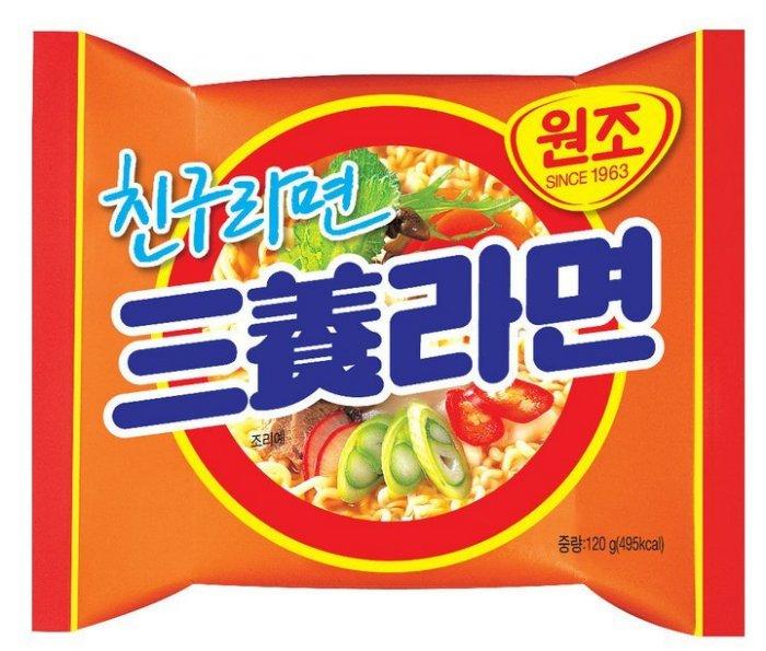 韓國三養 元祖拉麵~原裝進口內銷版 /韓國泡麵5+1包