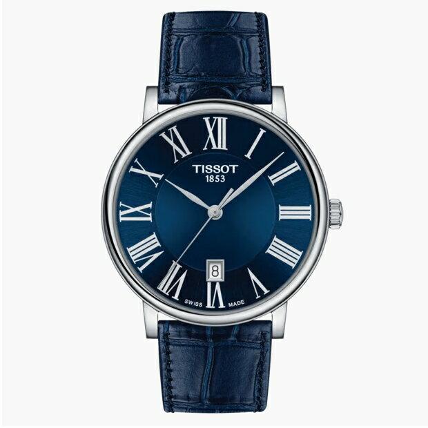 錶特城 TISSOT天梭 T1224101604300 /  簡約經典石英腕錶 /  40mm