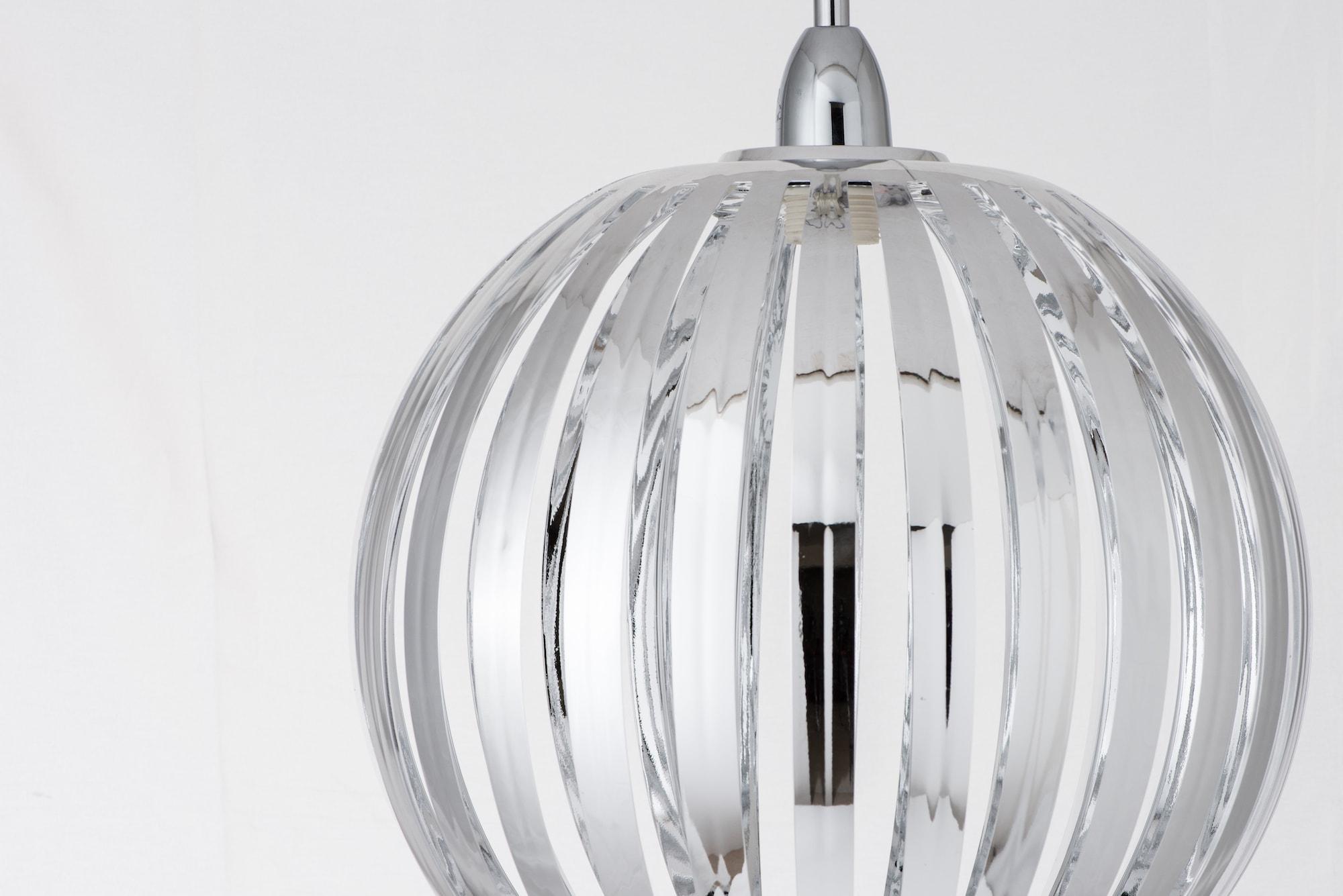 鍍鉻條圓形吊燈-BNL00054 0