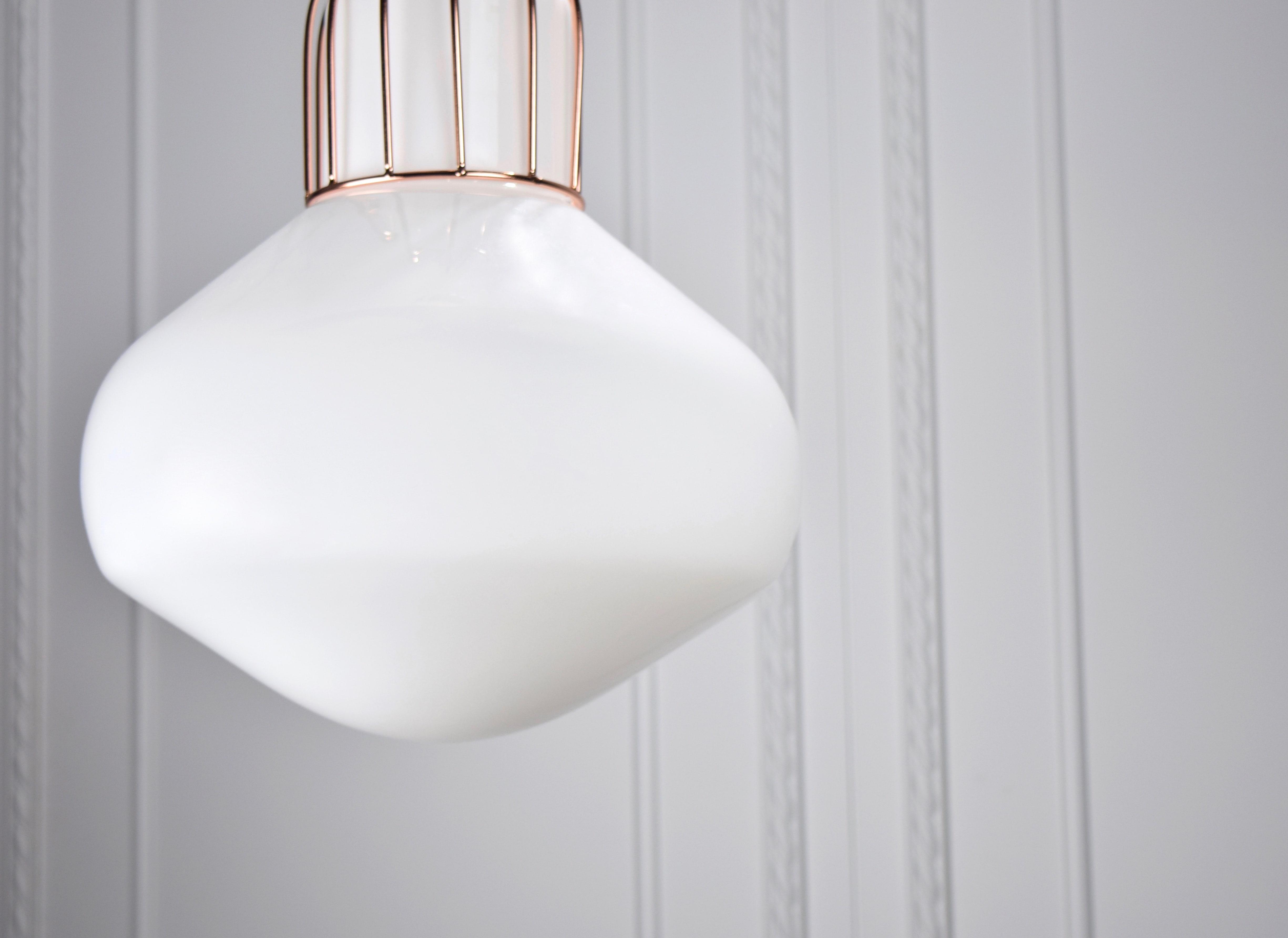白玉紅銅吊燈-BNL00116 0