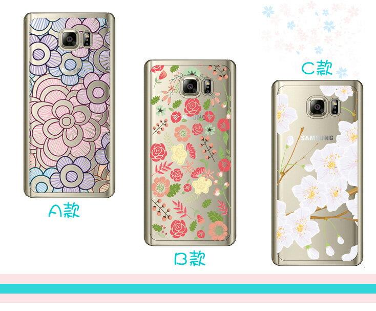 [Samsung] ✨ 落花系列透明軟殼 ✨ 日本工藝超精細[Note3,Note4,Note5,S6,S6 Edge,S6 Edge+,S7,J7,A5,A7(2016版),A8,A9(2016版),E7] 1