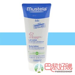 即期品 Mustela 慕之恬廊 冷霜潤身乳200ML 基礎護理系列