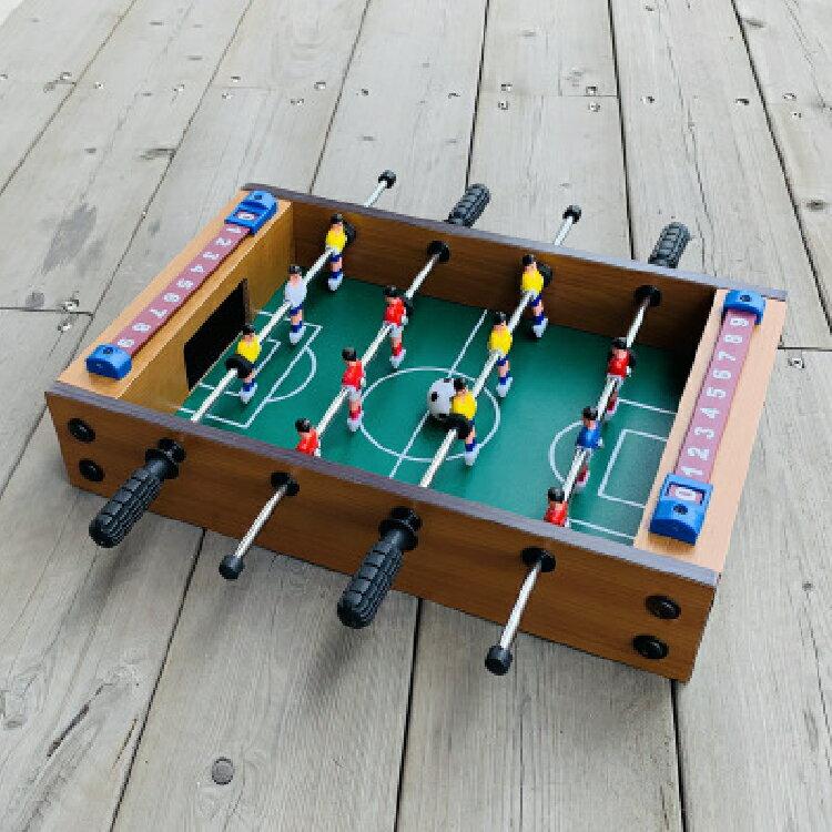 現貨【親子同樂 / 桌遊】桌上足球 室內足球桌 迷你桌上遊戲【AAA6144】 1