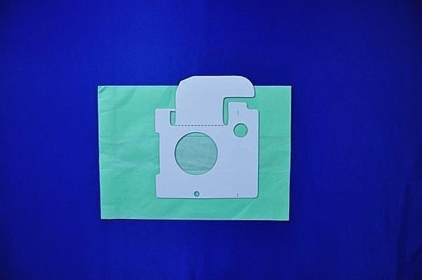 吸塵器集塵袋- 適用於國際牌Panasonic (TYPE-C10).. ..【居家達人-5C05】
