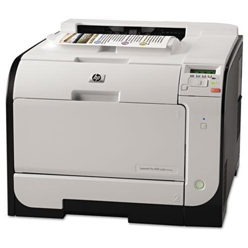HP M451dw LaserJet Pro 400 Color Printer 2