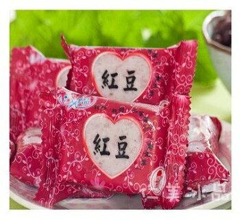【仁美冰品】草湖芋仔冰(紅豆口味) 每盒30顆/50顆/80顆/100顆裝