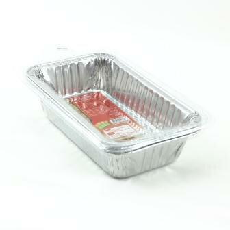 【珍昕】 名仕2231-4入鋁箔麵包盒(L19xW11xH4cm )