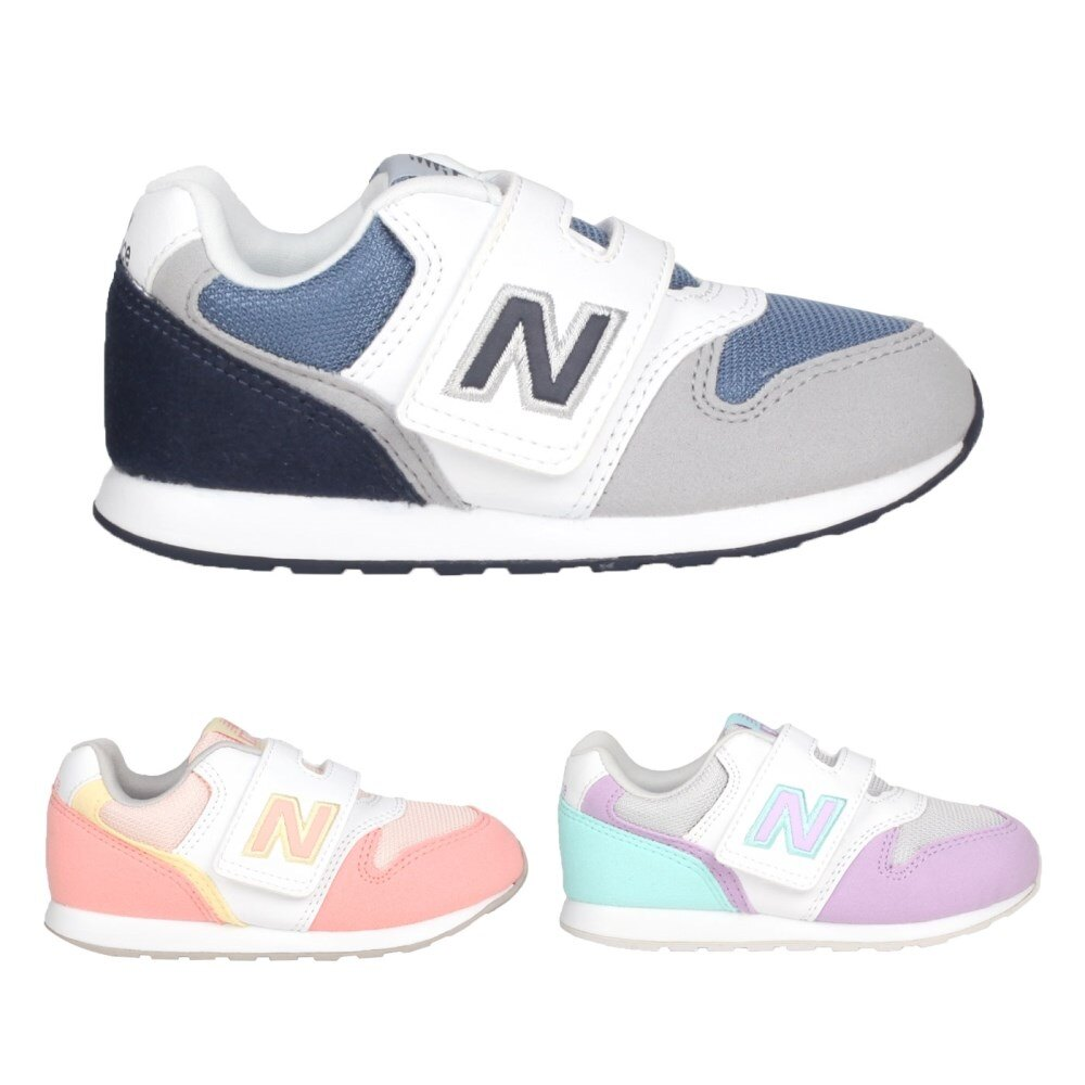 NEW BALANCE 男女小童復古慢跑鞋-WIDE(免運 996 NB 寬楦【IZ996PLQ_1】≡排汗專家≡