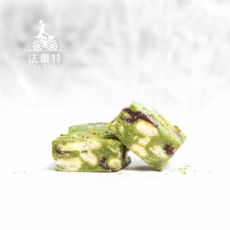 下午茶最適時尚甜點 // 來自藍帶的手藝★法蕾特 Le Fait Pâtisserie ★ 法式千層牛奶派-日式原磨抹茶