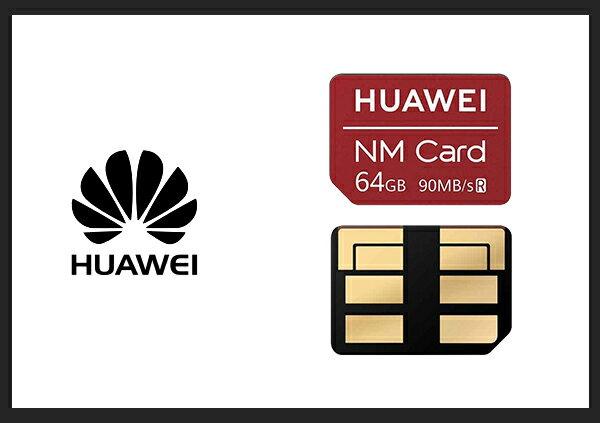 送繞線器HUAWEI華為 原廠NM Card 64GB 存儲卡