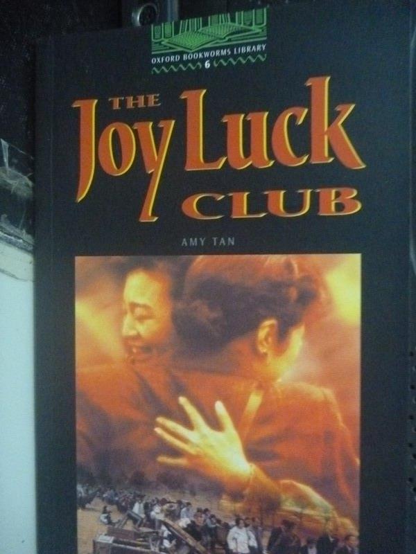 【書寶二手書T4/原文小說_IPV】The Joy luck club_Amy Tan; retold