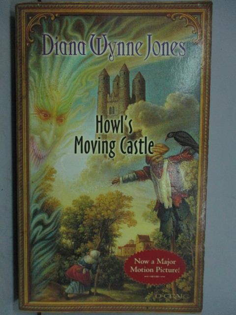 ~書寶 書T1/原文小說_LPP~Howl #x27 s Moving Castle_Di