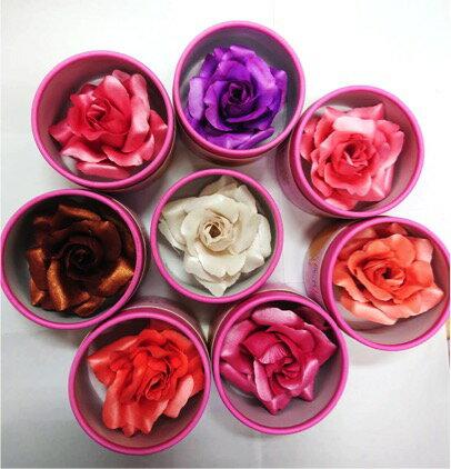 限定 唯美浪漫3D玫瑰型 二合一 彩妝 可當腮紅 眼影 (八種顏色 誘惑銅/浪漫紫/戀愛紅/蜜桃橘/甜心橘/淡雅粉/芭比桃/晶鑽白)