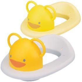 黃色小鴨 造型馬桶輔助便座【德芳保健藥妝】顏色隨機出貨