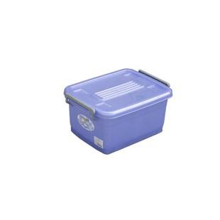 keyway聯府AK300銀采滑輪整理箱 收納 分類 換季箱 整理櫃 堆疊箱 雙耳 附輪 滑輪 雙扣(伊凡卡百貨)