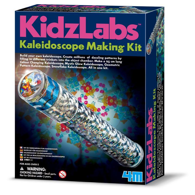 【4M】03226 科學探索系列 - 科學萬花筒 Kaleidoscope Making Kit
