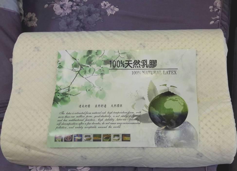 馬來西亞100%天然乳膠枕