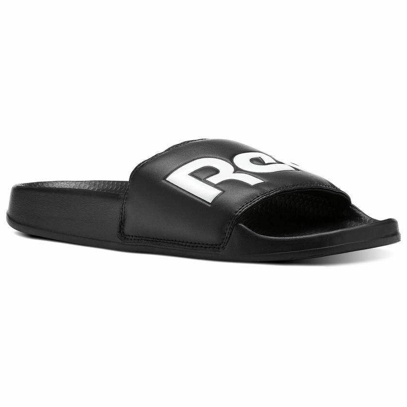 REEBOK CLASSIC SLIDE 男鞋 女鞋 拖鞋 防水 基本款 黑 白【運動世界】CN0735