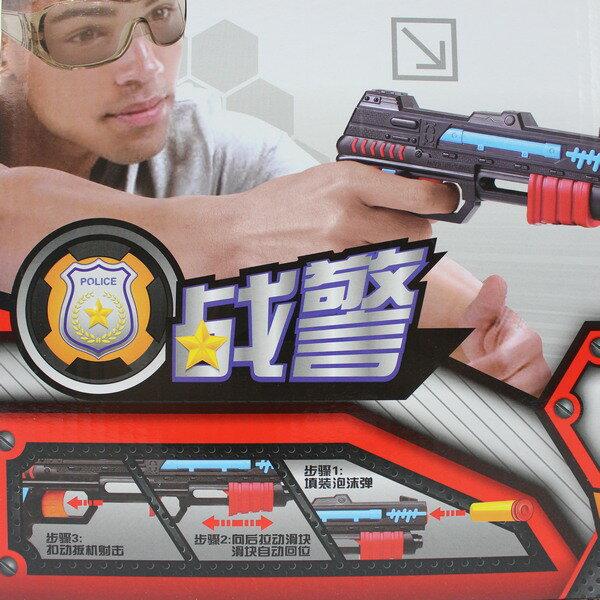 保齡球軟彈槍 XH112 雙槍海綿彈槍 / 一盒入 { 促300 } ~生 2