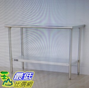 [COSCO代購]W1049995Trinity廚房不銹鋼餐車