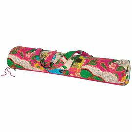 ├登山樂┤美國prAnaLivingBhaktiYogaBagPinkberry瑜珈墊袋瑜珈墊裝備袋#883741777772
