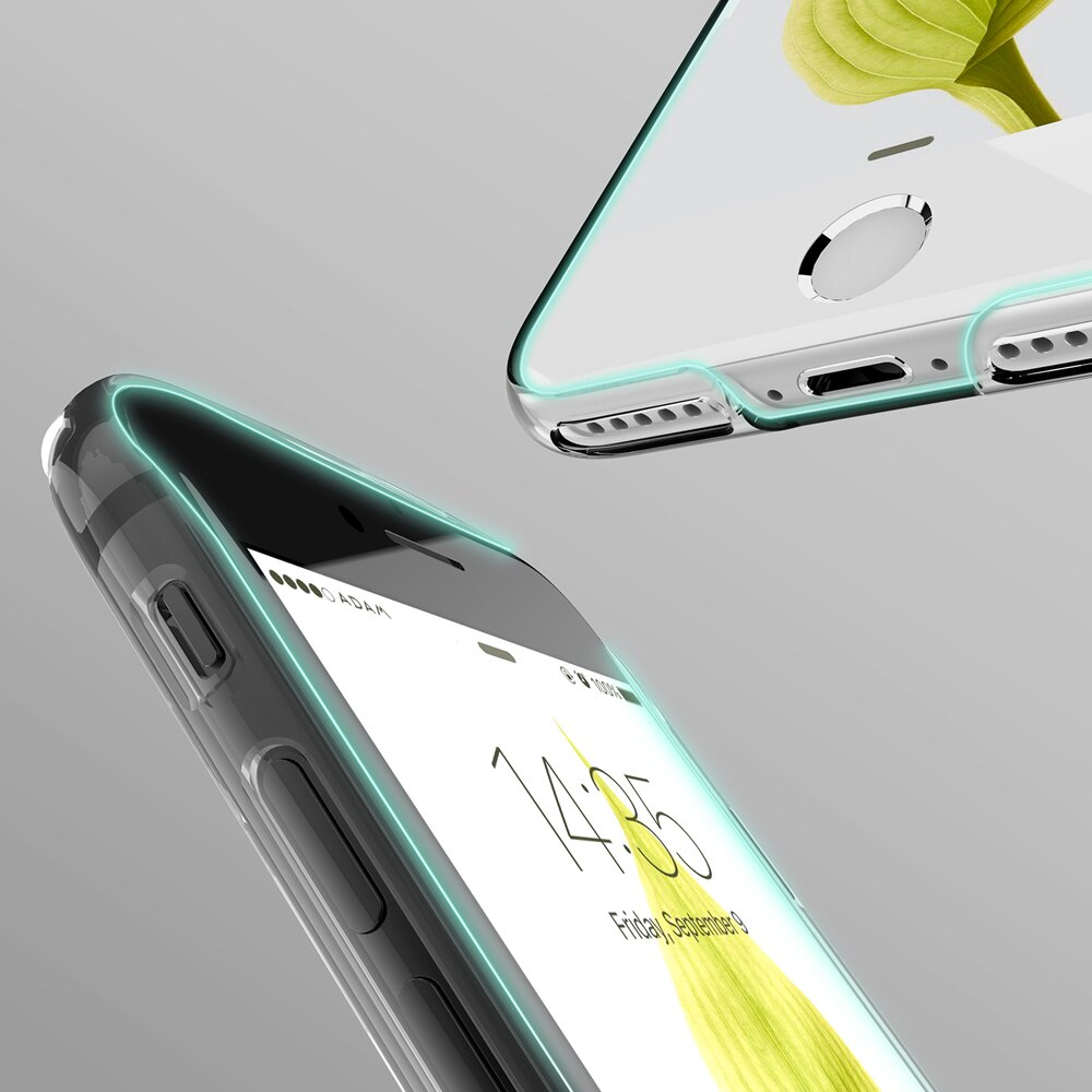[5/1前輸入序號現折$88]   iinCLOAK 7 保護殼i phone 7-透明(買一送一) 0