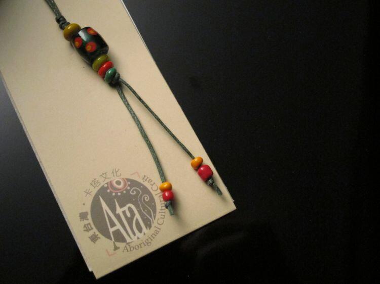 【卡塔】傳統琉璃珠吊飾 眼淚之珠