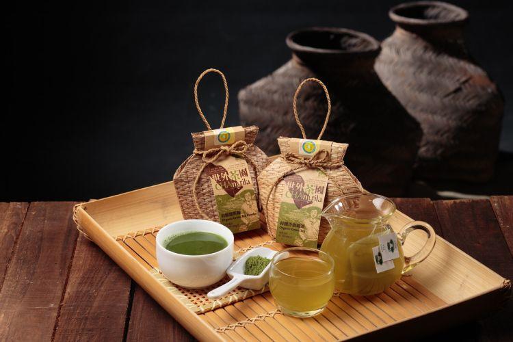 【元昌茶廠】有機綠茶粉
