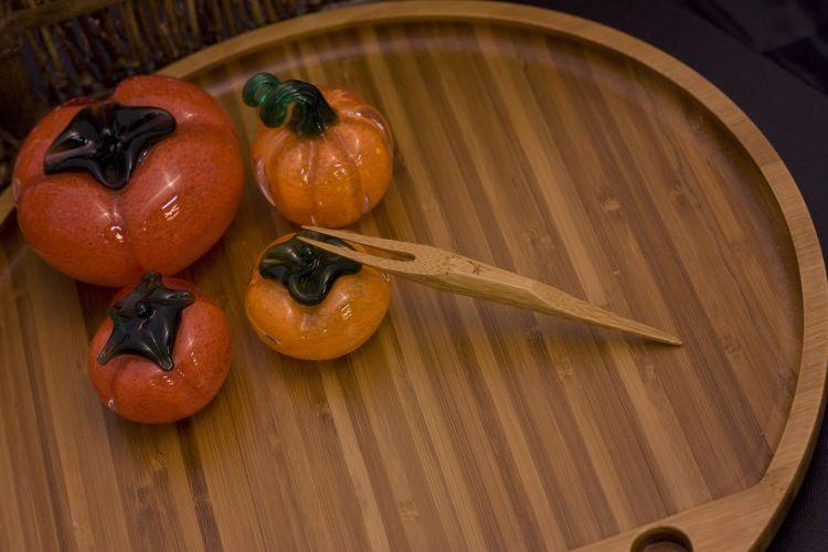 【大禾竹藝工坊】孟宗竹水果叉
