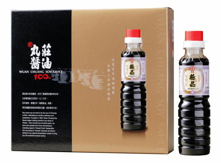 【丸莊醬油】金典極禮禮盒