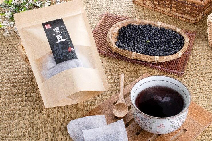 展榮穀找茶-黑豆茶(每袋10/20包可選,每包15g)