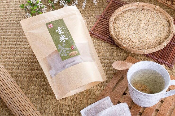 展榮穀找茶-玄米茶 (每袋10包,每包20g)