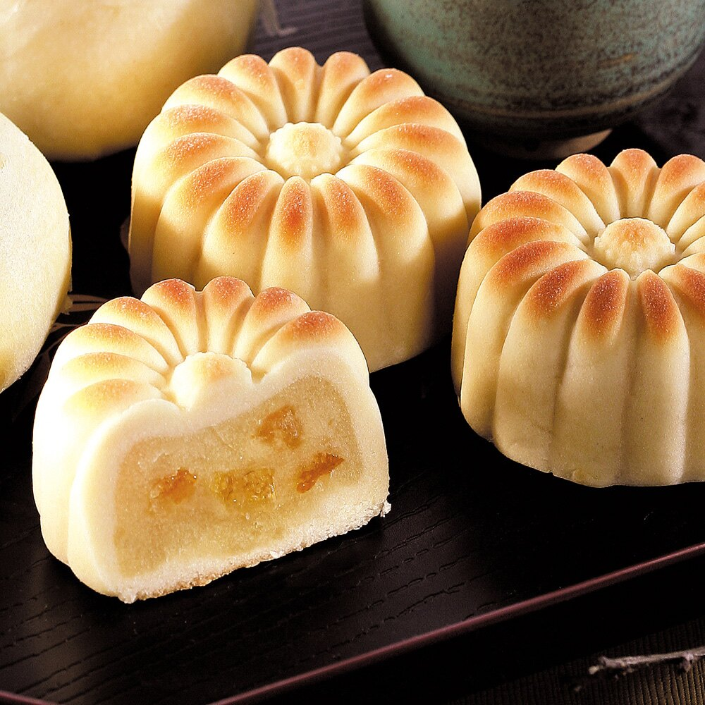 和風禮盒12入【精選年節禮盒】【日式綜合燒菓子】 4
