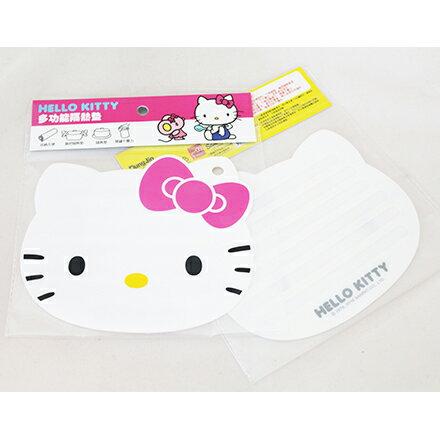 [敵富朗超市]Kitty矽膠隔熱墊-大頭系列 0