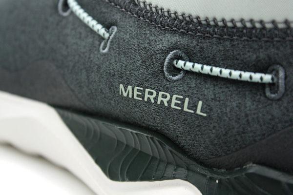 【MERRELL 8折│全店免運】MERRELL 1SIX8 MOC 女鞋 灰綠色 健行鞋│休閒鞋 4