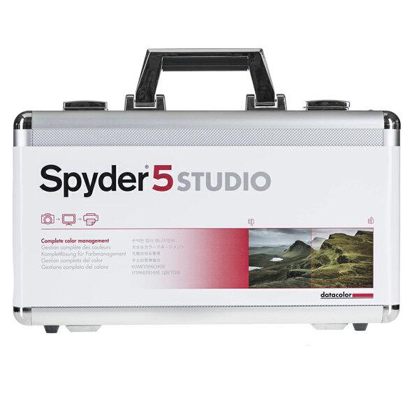 ◎相機專家◎DatacolorSpyder5Studio印表機校色器(旗艦組)永準公司貨