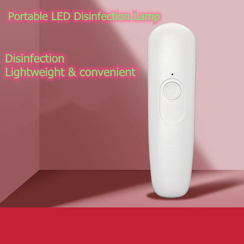 紫外線手持消毒棒便攜式殺菌棒殺菌燈家用手機消毒器手持消毒燈快速安全led