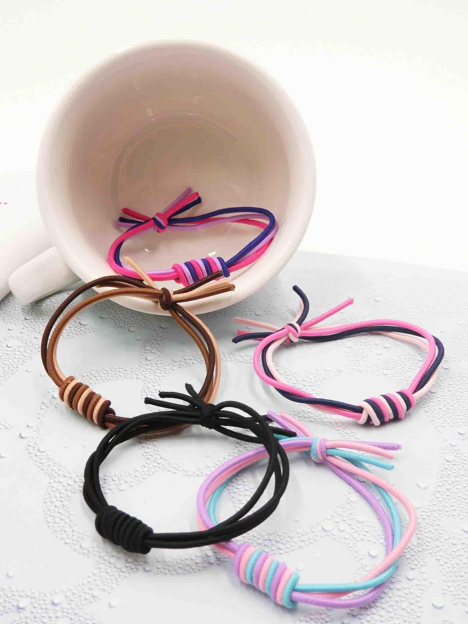 人氣韓版編織髮束.手環,$39元