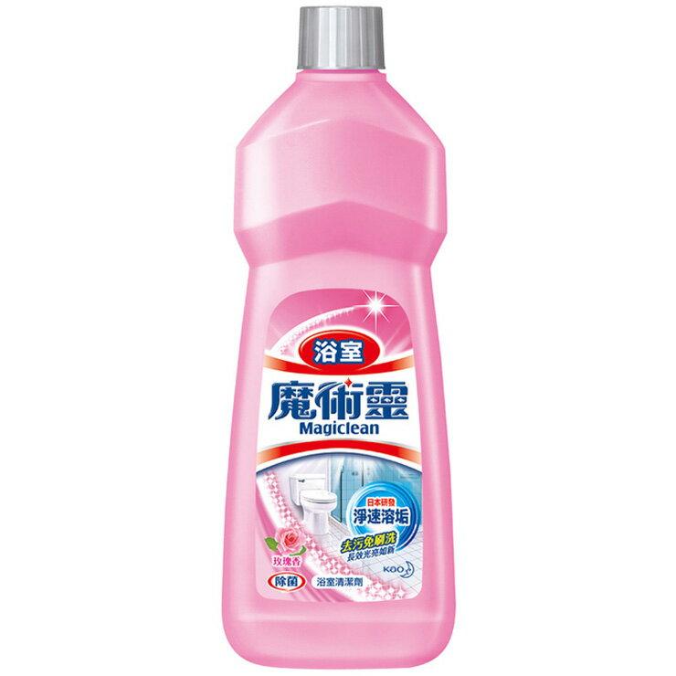 魔術靈 浴室清潔劑 玫瑰香 經濟瓶 500ml