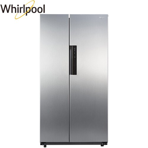 <br/><br/>  Whirlpool 惠而浦 WHS21G 600L 創易對開冰箱 (星河銀)<br/><br/>