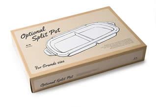 日本直送 含運 / 代購-日本BRUNO / BOE026 / 陶瓷鍋 / 多功能鑄鐵電烤盤專用(4-5人份量) 2